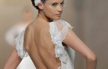 pronovias-2015 abito da sposa Barcellona Bridal Week