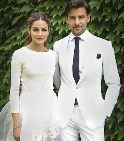 nozze Olivia Palermo