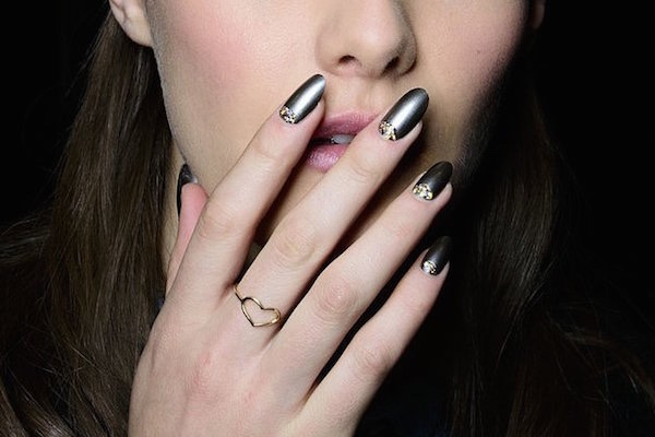 unghie nail art inverno 2014