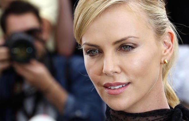 Charlize Theron Film Festival in Cannes