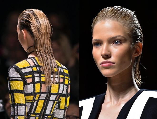 Capelli lunghi estate 2015 7 idee moda fai da te a tutta bellezza - Capelli effetto bagnato uomo ...
