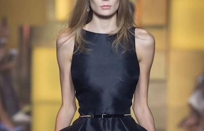 Elie Saab sfilata alta moda autunno inverno 2015