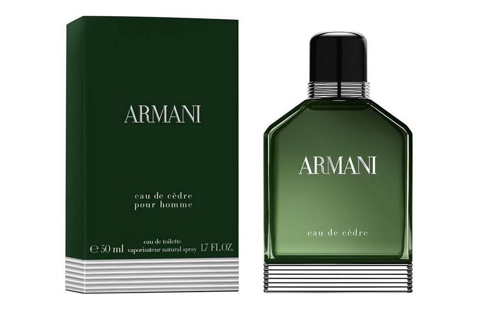 Profumo Armani uomo 2016