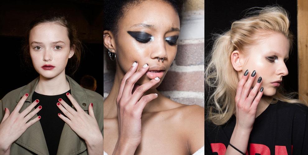 tendenze moda unghie 2016-2017