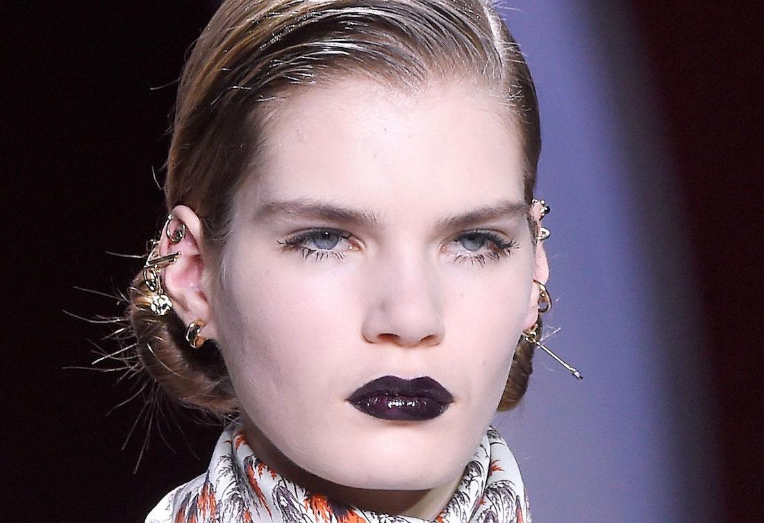 Dior trucco inverno 2016-2017