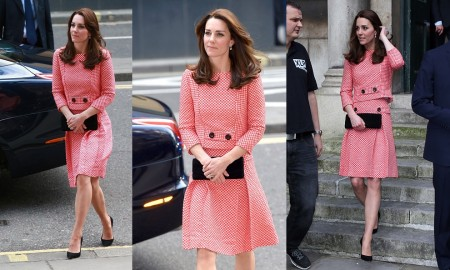 Kate Middleton look 2016