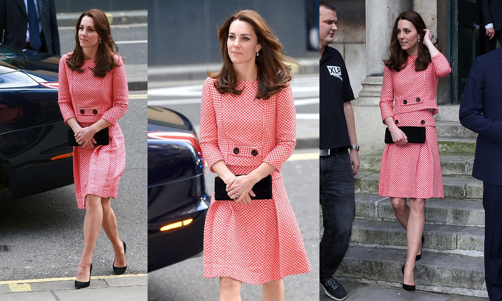 Kate Middleton look 2016