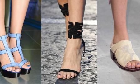 Smalto unghie piedi estate 2016
