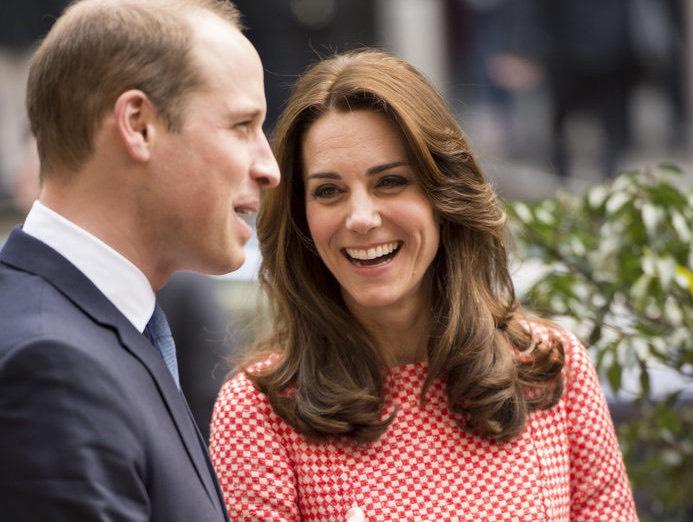 William-Kate-Middleton-Londra marzo 2016