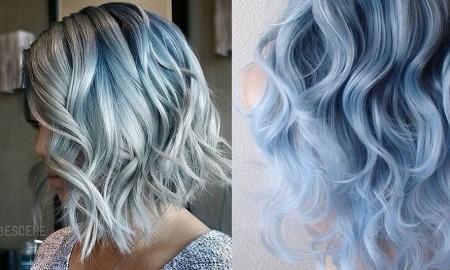 capelli blu jeans