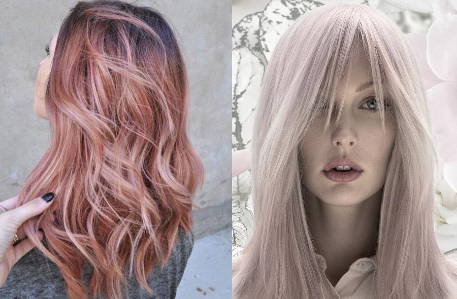 colore capelli rosa estate 2016