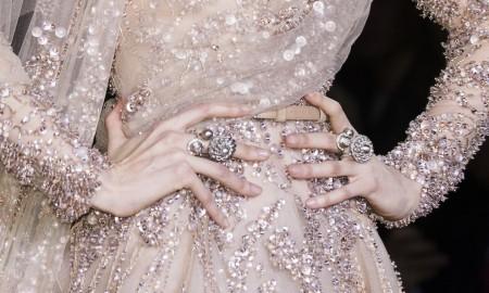 Elie Saab unghie eleganti sposa 2016