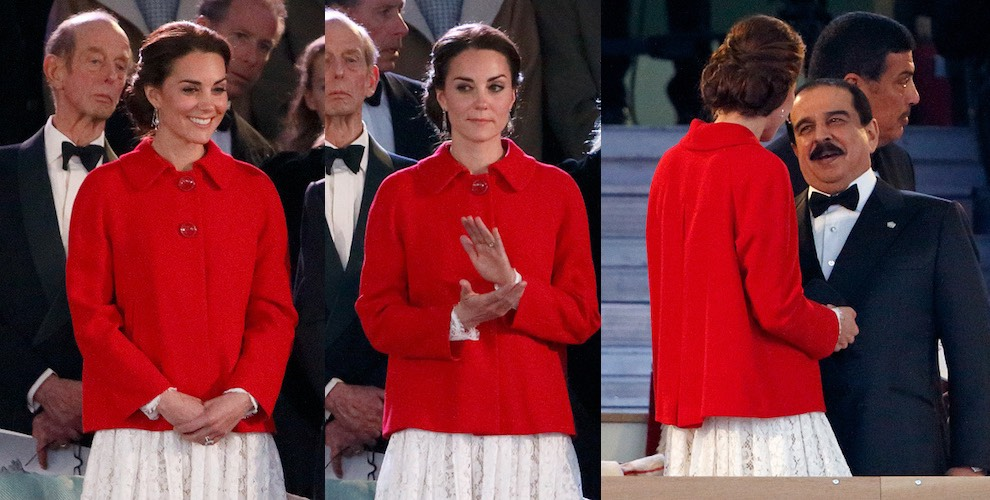 Kate Middleton Giacca Zara