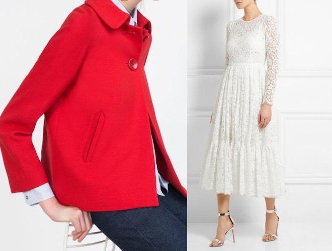 giacca zara vestito Dolce Gabbana