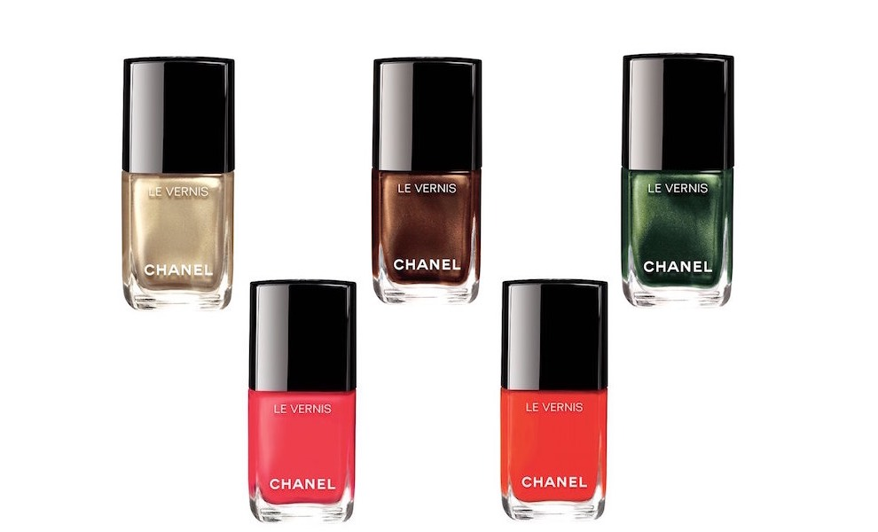 Chanel smalti Le Vernis estate 2016