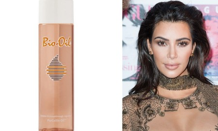 Kim Kardashian bio oil