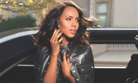 Kerry Washington smalti OPI A:I 2016-2017