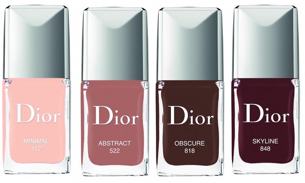 Smalti Dior edizione limitata inverno-2016-2017