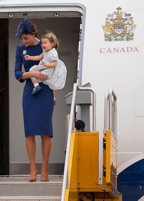 Kate Middleton2016 Royal Tour To Canada