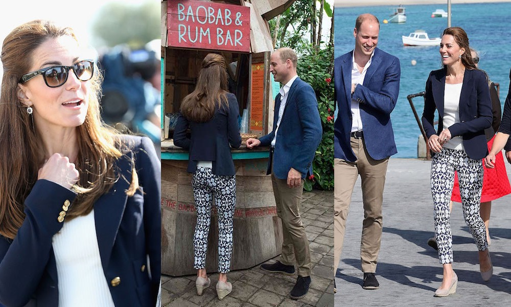 kate middleton look news settembre 2016