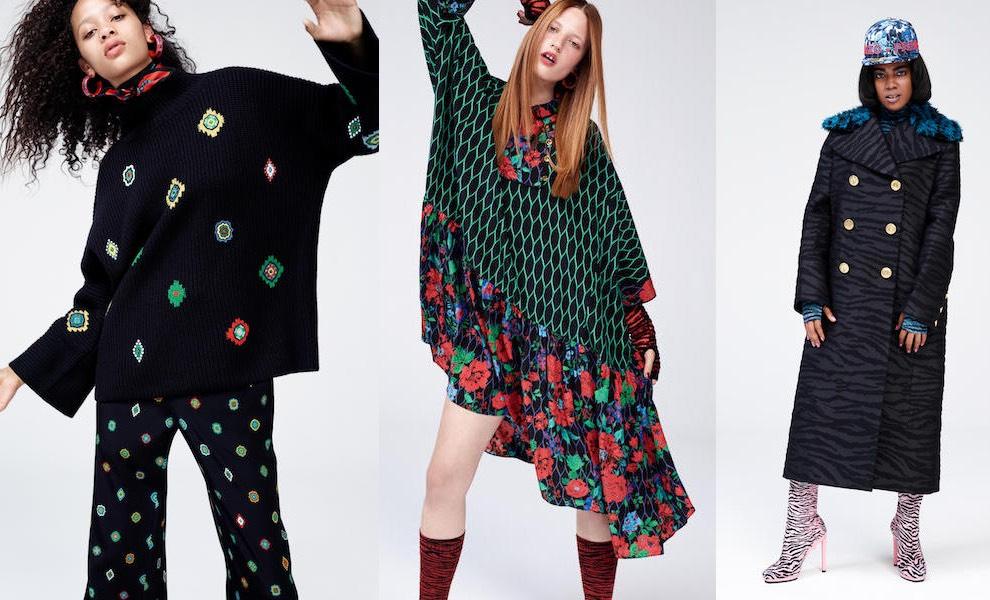 Kenzo x h m la collezione tra vestiti e cappotti foto a for Collezione kenzo per h m