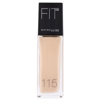 maybelline new york fondotinta liquido