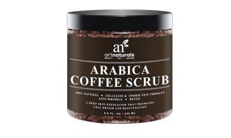 scrub naturale caffe anticellulite