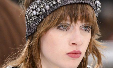 Chanel trucco capelli inverno 2017-2018