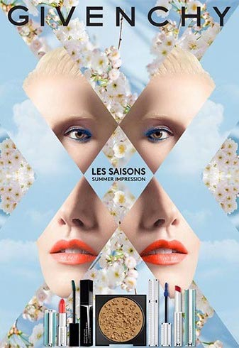 Givenchy_Gypsophila_Les_Saisons make up estate 2017