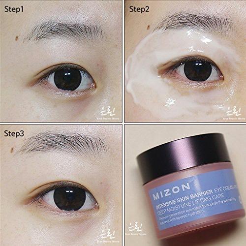 crema rughe occhi corea