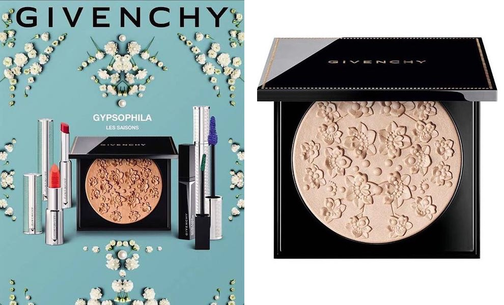 givenchy make up estate 2017