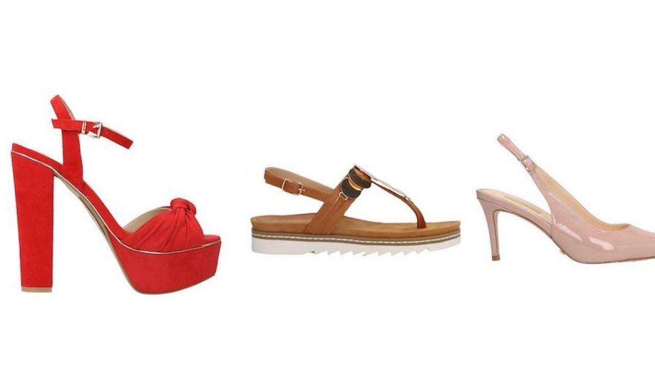 nuovo arrivo 17dbd c36c6 Primadonna: tutte le scarpe primavera estate da comprare ...