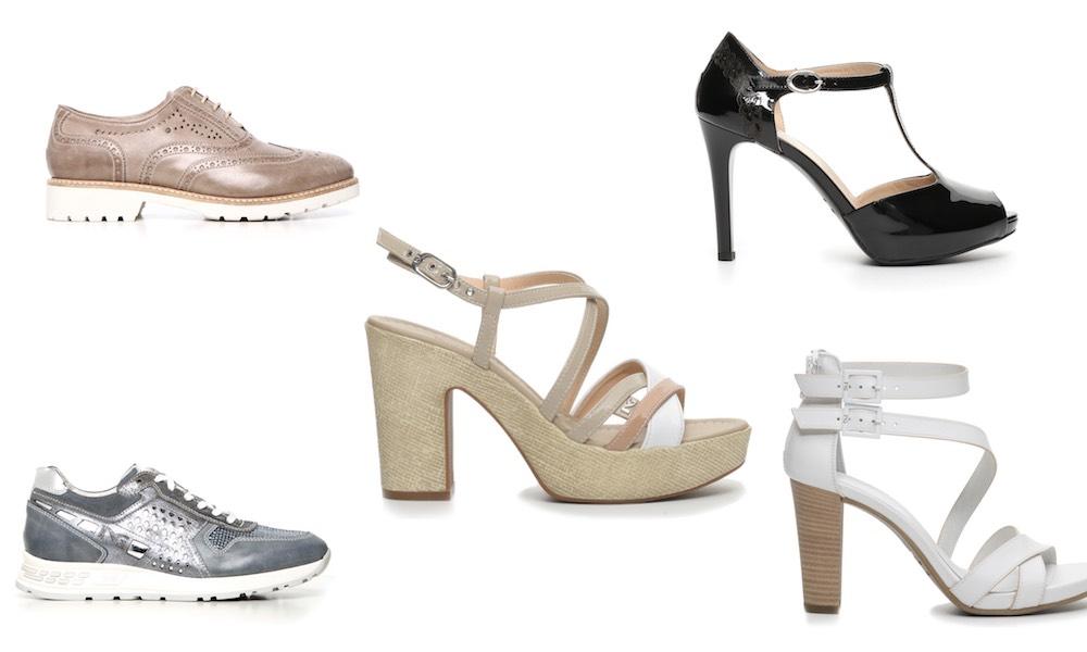 Nerogiardini primavera estate 2017 scarpe e sandali - Giardini di marzo collezione ...