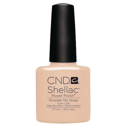 shellac smalto nudo 2017