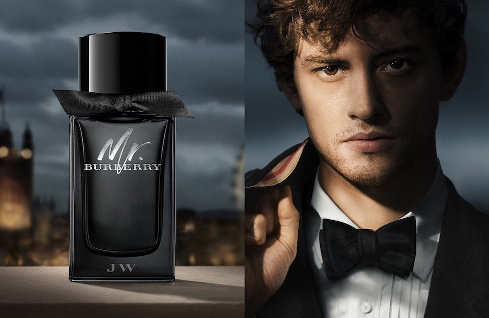 mr burberry profumo uomo