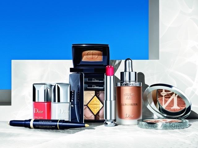Dior make up estate 2017