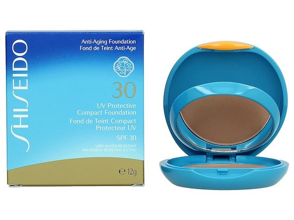 Shiseido fondotinta compatto solare Amazon