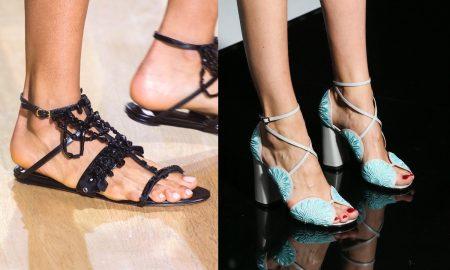 smalto unghie piedi colore estate 2017