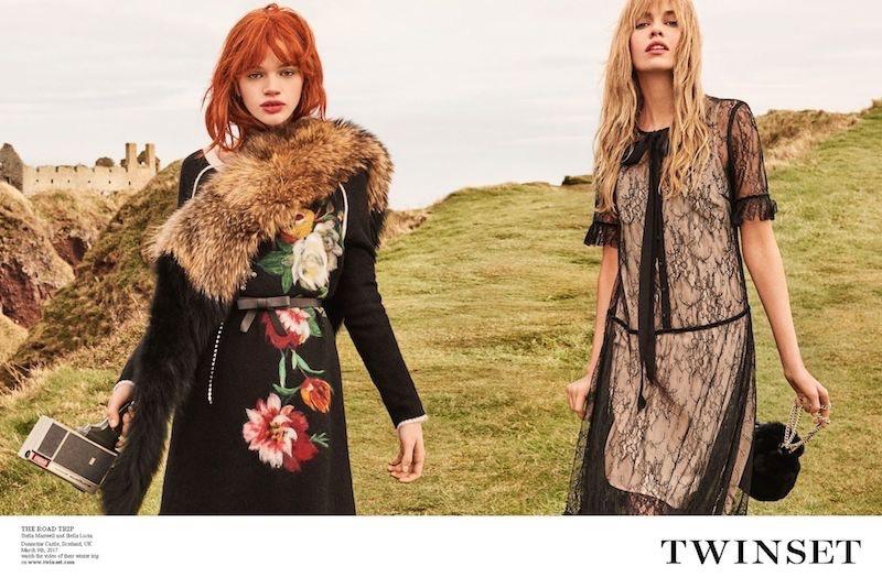 twinset collezione autunno inverno 2017-2018