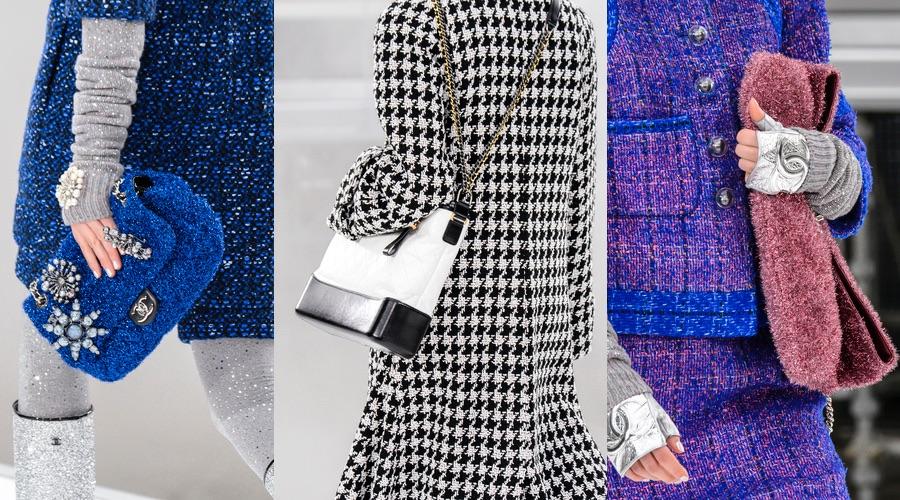 Chanel borse autunno inverno 2017 2018