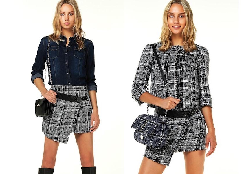 Guess camicia jeans gonna inverno 2017 2018