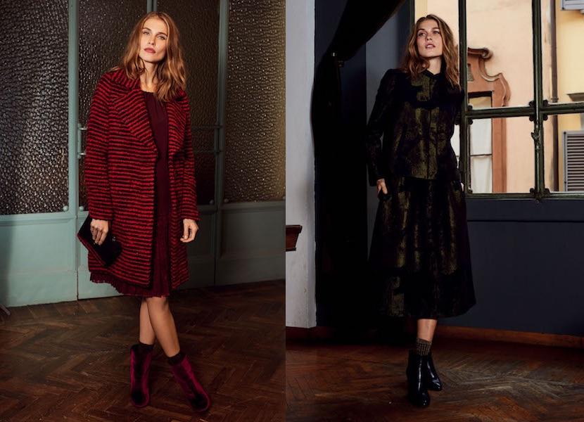 caractere vestiti eleganti inverno 2018