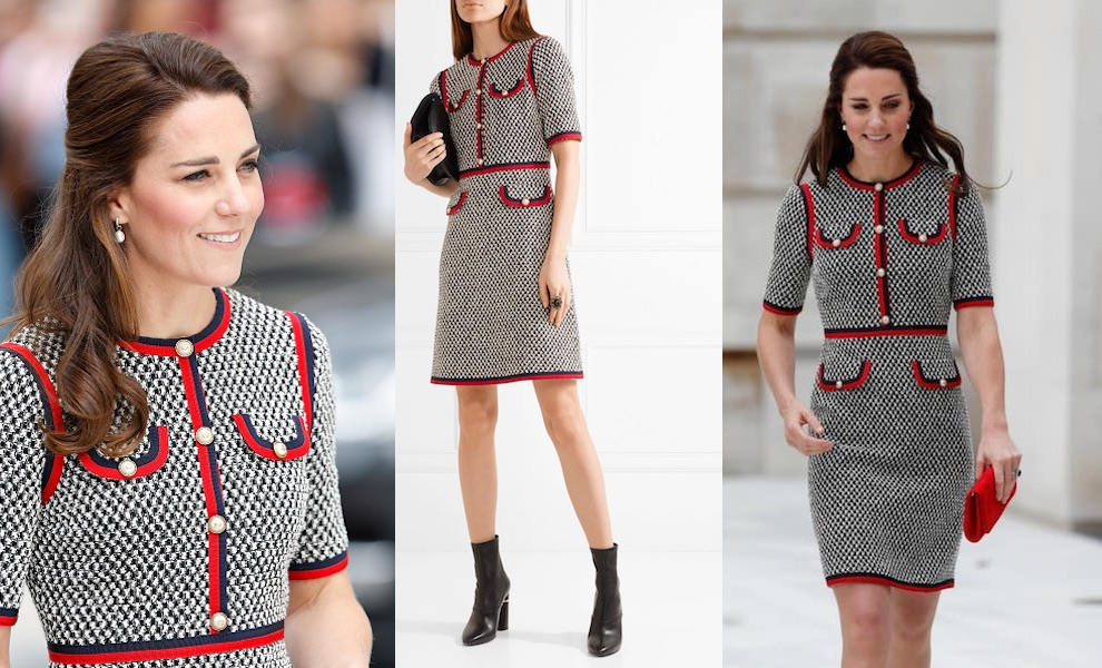 kate middleton gucci 2017