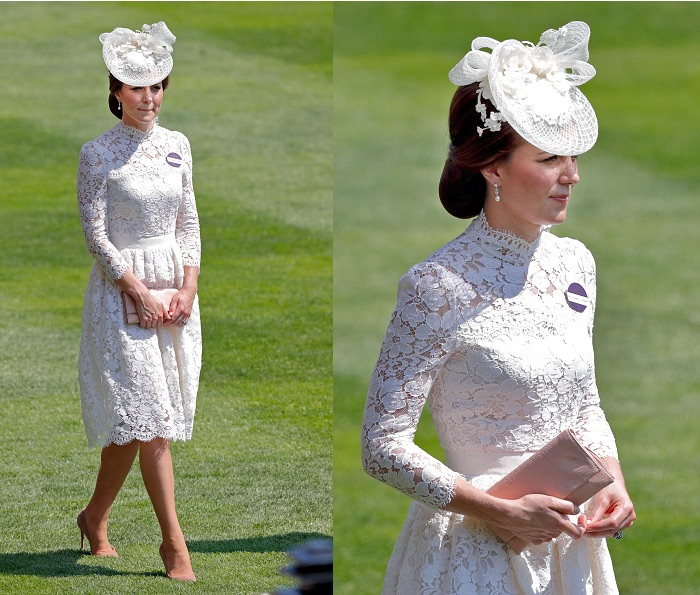 kate middleton royal ascot 2017