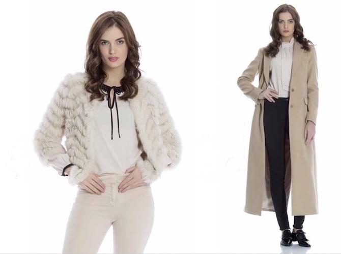 kocca  giacca pelliccia inverno 20187 2018