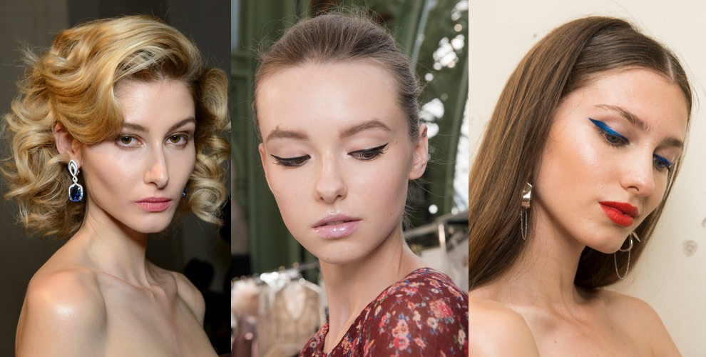 make up Parigi Alta moda A-I 2017-2018