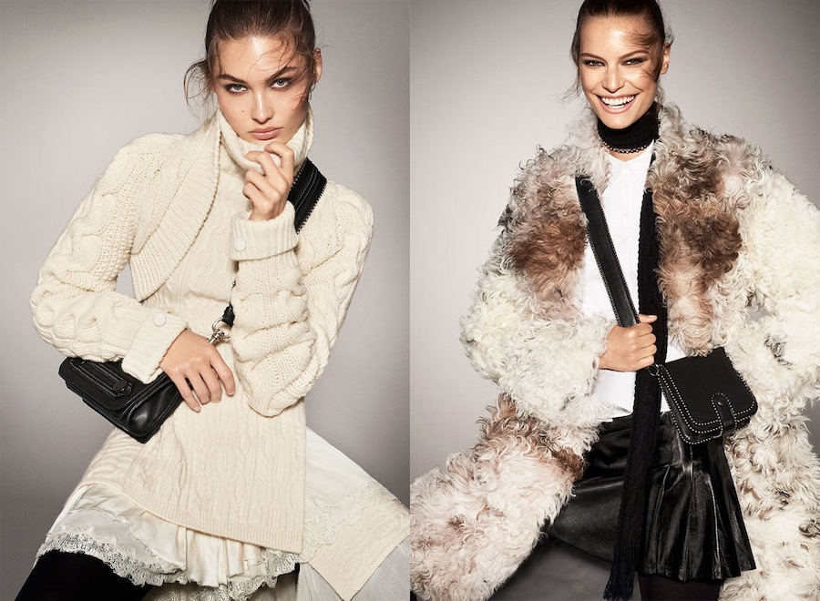 zara donna abbigliamento inverno 2017 2018
