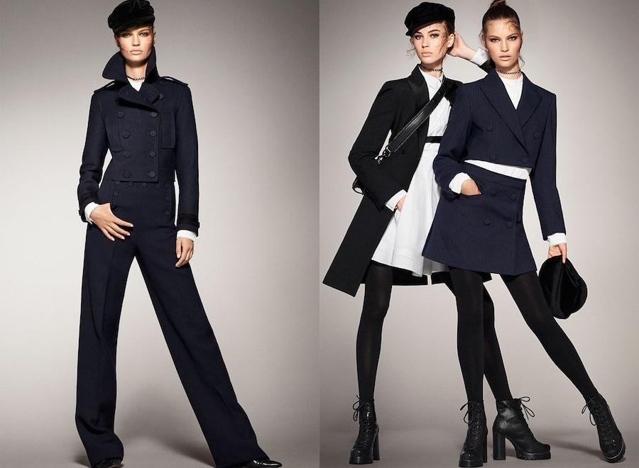 super popular 2bb8d 483a7 Zara donna inverno 2017 2018. Foto Prezzi CATALOGO - A tutta ...