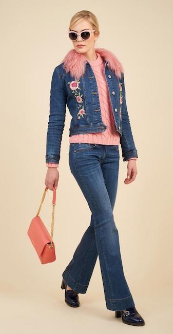 completo jeans luisa spagnoli