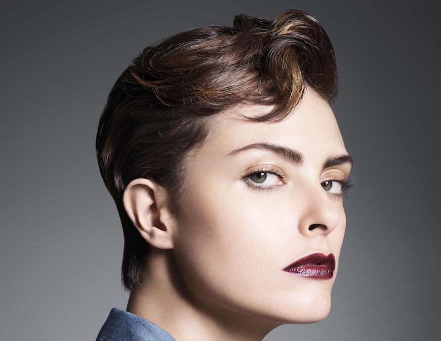 taglio corto capelli donna david inverno 2018